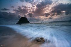Sunset II Pantai Pulau Merah Banyuwangi - null