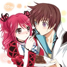 Cheria and Asbel