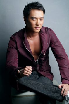 Handsome Chinese actore William Feng Shaofeng picture (127)