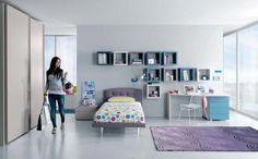 Bedroom Ideas for Teen Girls Purple