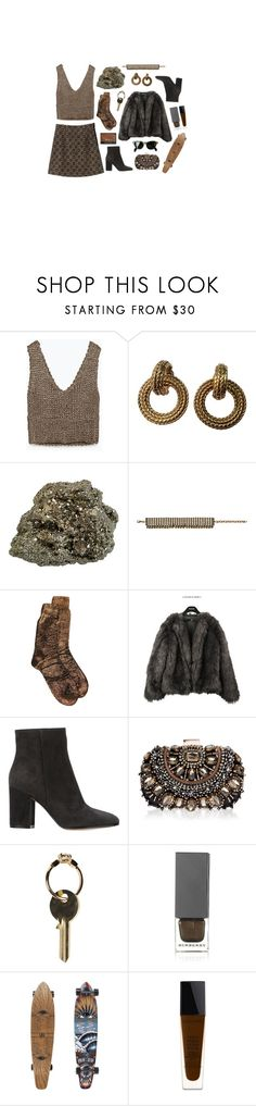 """""""#262"""" by azulr ❤ liked on Polyvore featuring Kawasaki, Zara, Chanel, Zimmermann, Ann Demeulemeester, Nanda Home, Gianvito Rossi, Lipsy, Maison Margiela and Burberry"""