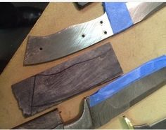 How to make a handle for the knife - instructions and photos. How to make a knife handle step by step. How to make knife making handle material. - A-Z. How to make…