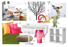Создай свой концепт борд! Все товары дизайн коллажа на www.designer-doma.ru