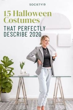 15 Halloween Costumes That Perfectly Describe 2020