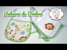 DIY ::: Saquinho Organizador de Maternidade - By Fê Atelier - YouTube