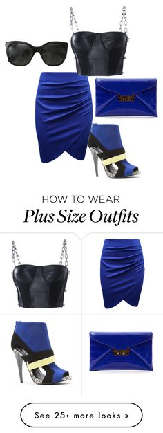 """Untitled #1532"" by styledbycharlieb on Polyvore featuring Qupid, Alexander Wang, VBH and Chanel"