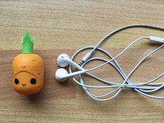 Adios a los nudos: una sencilla forma de guardar tus auriculares