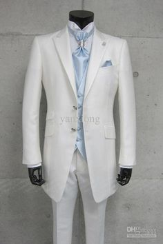 Hot Recommend Men's Suits Groom Tuxedo