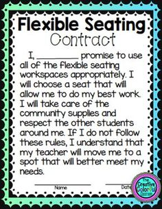 Meghan Snable can confidently say that flexible seating has been a success for her class. \