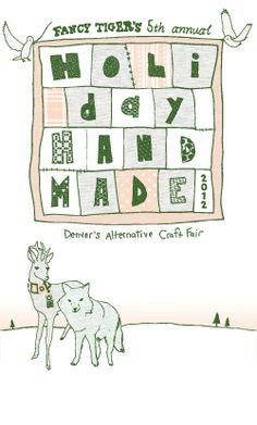holiday handmade craft fair - Nov 30 and Dec 1!
