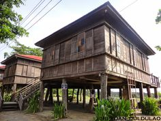 Casa Cagayan Style At Home, Philippine Houses, Cabin, House Styles, Outdoor Decor, Home Decor, Philippines, Decoration Home, Room Decor