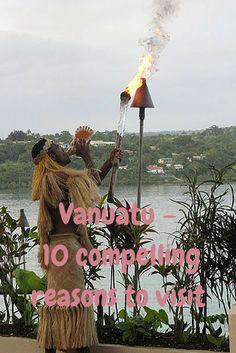 Vanuatu – 10 compelling reasons to visit #ngtradar #travel #vanuatu