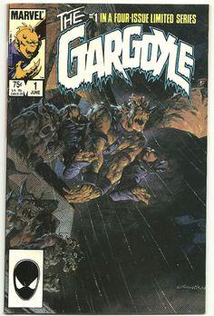 THE GARGOYLE 4-part Copper Age series from Marvel Comics! http://www.ebay.com/itm/GARGOYLE-4-part-Copper-Age-series-Marvel-Comics-/301085848362?pt=US_Comic_Books&hash=item461a1d732a