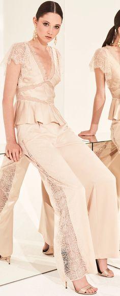 Ss 17, Zuhair Murad, Silk Top, Suits For Women, Jumpsuit, Autumn, Spring, Casual, Dresses