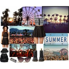 """Outfit idea for Coachella"" by nessa-seme on Polyvore"