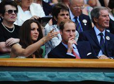 Kate Middleton Photos - The Championships - Wimbledon 2011: Day Seven - Zimbio