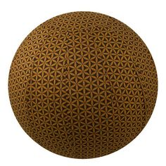 Yoga Ball Cover Size 65 Design Chocolate Flower of Life - Global Groove (Y) Workout Gear, No Equipment Workout, Fun Workouts, Birthing Ball, Chocolate Flowers, Balance Exercises, Workout Accessories, Fitness Accessories, Life Design