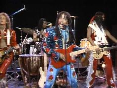 Rick James with the Stone City Band. ❤️❤️❤️ Rip Rick James & I Love Me Some Nate Hughes and Daniel Lemelle R&b Soul Music, Music Tv, Music Songs, Music Videos, Teena Marie, Hair Metal Bands, Fire And Desire, Stone City, Disco Funk