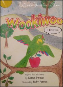 Wookiwoo, I Love You Book Review *Holiday Gift Guide*