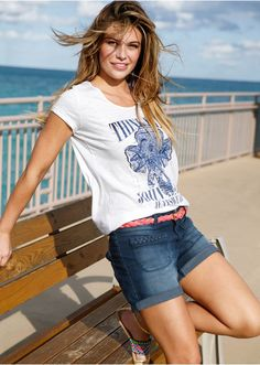 #martim #summer #sun #wind #beach #look #shorts #bonprix