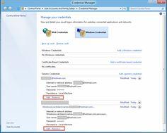 Un informático en el lado del mal: Obtener la contraseña de Lync (Skype for Business) con PowerShell desde el Windows Credential Manager