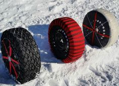 Tire Socks: An Alternative to Snow Tires? - Consumer Reports