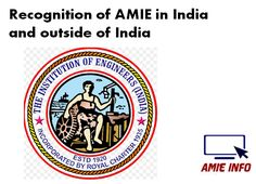 recognition-of-amie-in-india-and-outside-of-india
