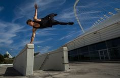 Jason Paul of Team Farang in Athens 2014 Branding, Parkour Moves, Action Poses, Calisthenics, Tron Uprising, Surfing, Dynamic Poses, Photography, Handstand