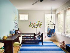 Hanging Chair Bedroom idea