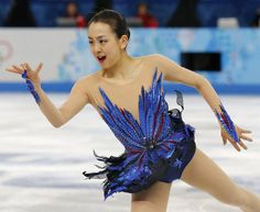 Household name: Mao Asada will compete in next week's World Figure Skating Championships in Saitama, but four of the six singles medalists from the Sochi Olympics won't be there.