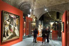 Los 500 años de Santa Teresa Google, Saints, Exhibitions