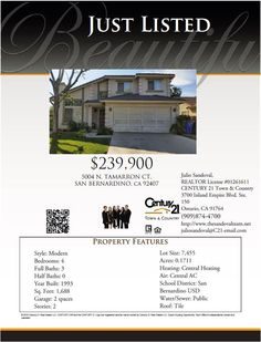 North San Bernardino home FOR SALE.... Who do you know that would be interested in BUYING or Selling in the Inland Empire? Call for additional information (909) 874-4700 #thesandovalteam #buy #sell #invest #firsttimehomebuyers #downsize #upgrade #relocate