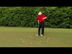 Dave Pelz helps you with your 3 foot putting
