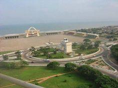 Homeland Ghana independence square