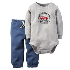 Carters 2015 New Baby Clothing Sets bebe Bodysuit Long sleeve Rompers+Pants 2pcs/set Baby Boy Autumn Suits Girls Infant Clothes-in Clothing Sets from Mother & Kids on Aliexpress.com | Alibaba Group
