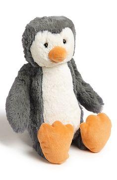 Jellycat 'Bashful Penguin' Stuffed Animal | Nordstrom