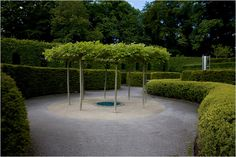 Designed by Wirtz International N.V., the Alnwick Garden is the first UK commission of this internationally renowned Belgian landscape garden practice.