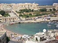 Saint George's Bay, Malta