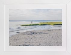 """""""Across the Wetland"""" by Qing Ji in beautiful frame options and a variety of sizes."""