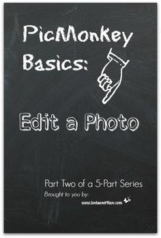 PicMonkey Basics: Ed