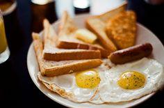 Desayuno estilo inglés