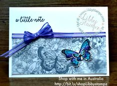 Use the Butterfly Ga