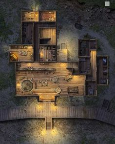Apr 2020 - Maps to be used in Pathfinder or D&D games. See more ideas about Dungeons and dragons, Fantasy map and Dungeon maps. Fantasy City, Fantasy Places, Pathfinder Maps, Rpg Map, Building Map, Dungeons And Dragons Homebrew, Dungeon Maps, Tabletop Rpg, Map Design