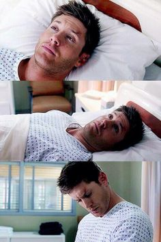 Would you take advantage of a loopy Dean Winchester? *jumps up and down and waves hand* The Girl Next Door Jensen Ackles, Daneel Ackles, Crowley Supernatural, Scared Of The Dark, Under My Skin, Winchester Boys, Season 7, Girl Next Door, Good Looking Men