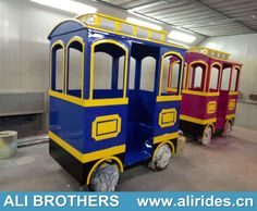 Kids and adult electric trackless train for sale,tourist trains for sale Trains For Sale, Shopping Mall, Ferris Wheel, Electric, Park, Kids, Shopping Center, Young Children, Boys