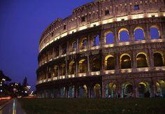 #Rome Collisée