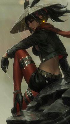 Samurai Girl WOW - Download ? CLICK me
