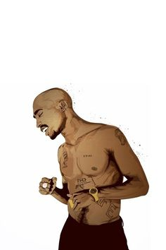 I love Tupac he's like my uncle to me like thug life Tupac Wallpaper, Rap Wallpaper, Arte Do Hip Hop, Hip Hop Art, Tupac Art, Grunge Tattoo, Trill Art, Rapper Art, Tupac Shakur