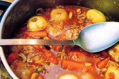 Potjiekos (pot Food) Recipe