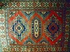 My grandmas living room rug